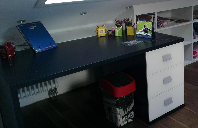 Рабочий стол по индивидуальному проекту - каталог и фото меб.