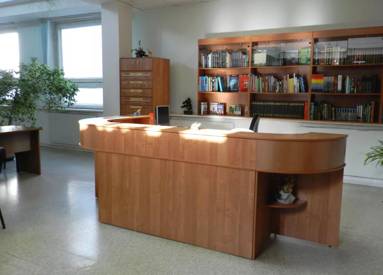 Библиотечная мебель для юношеской библиотеки в москве - комп.