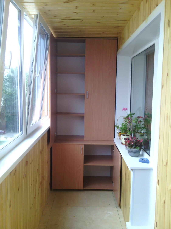 Мебель для балконов и лоджий - монтажная компания алмаз, ооо.